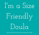 Birth Matters NW Doulas work with women of size for a healthy and supported birth experience